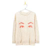 EYES SWEATER - Girl - New this week | ZARA United States