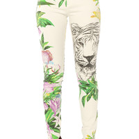 Blank NYC Jungle Skinny Jean in Tiger