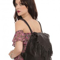 Addison Leather Backpack | GYPSY WARRIOR