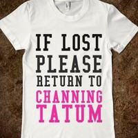 If Lost Channing