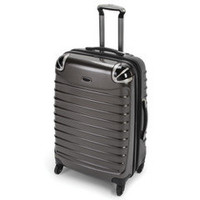The Lightweight Impervious Luggage - Hammacher Schlemmer