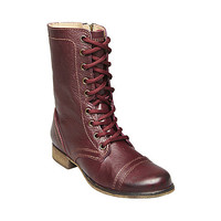 Steve Madden - TROOPA WINE LEATHER