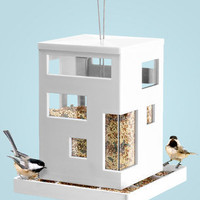 Bird Cafe Feeder | Modern Bird Feeder