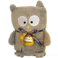 OWL KEEP YOU WARM BLANKET