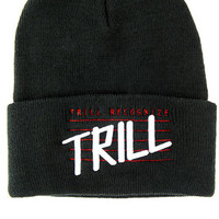 Monsieur The Trill Beanie