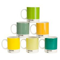Pantone - PANTONE Mugs - Mixed Yellows and Greens