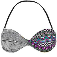 Hurley Tribal Fusion Swimwear Top - Women's Swimwear | Buckle