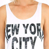 Project Social T New YC Tank Top $32