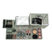 Shany Carry All Trunk Professional 48 pc. Makeup Kit