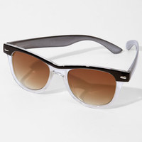 Two-Toned Privileged Sunglasses
