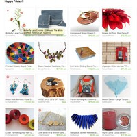 Happy Friday!! by Shannon on Etsy