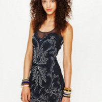 Free People Icy Embellished Dress at Free People Clothing Boutique