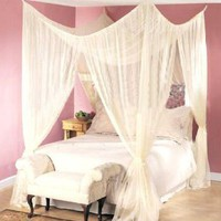 Dreamma 4 Poster Bed Canopy