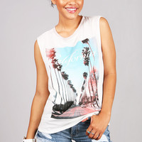 California Love Tee | Graphic Tees at Pink Ice