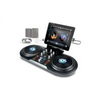Numark iDJ Live DJ controller for iPad, iPhone or iPod