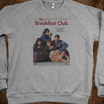 Breakfast club crewneck