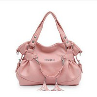 Single shoulder slope across mobile leisure female bag