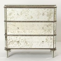 Mirrored Dresser by Anthropologie One Color One Size Wall Decor