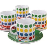 Retro To Go: Twister Espresso Cups
