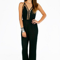 Callie Cutout Cami Jumpsuit $47