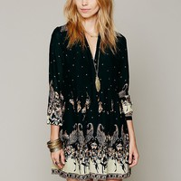 Free People Sierra Valley Shirtdress