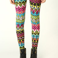 Arabella Aztec Leggings