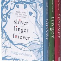 Shiver Trilogy Boxed Set [Hardcover]