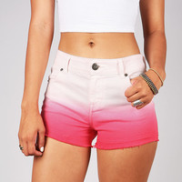 Ink Dip Shorts | Trendy Shorts at Pink Ice