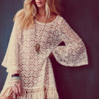 Gypsy Junkies Daisy Tunic at Free People Clothing Boutique