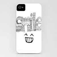 Smile :) iPhone Case by Kayla Gordon | Society6