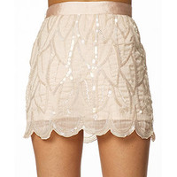 Sequined Mini Skirt | FOREVER 21 - 2049256941