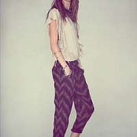 Free People Twisted Ikat Harem