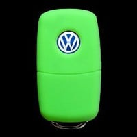 Remote Cover for VW Volkswagen LIGHT GREEN