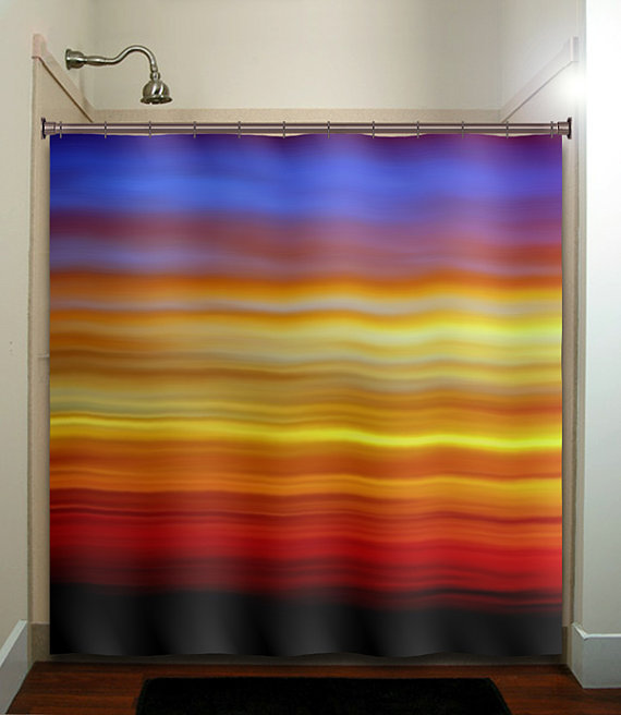 Beautiful color cloud sky sunrise sunset from for Sunset bathroom designs