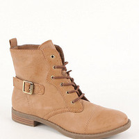 Black Poppy Update Work Bootie at PacSun.com