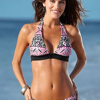 Pink Paradise Halter top, fold waist bottom from VENUS