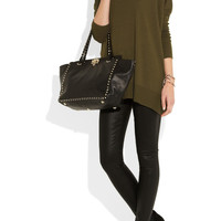 Gucci | Loose-fit wool, silk and cashmere-blend sweater | NET-A-PORTER.COM