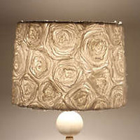 Anthropologie - Ranunculus Swirl Shade