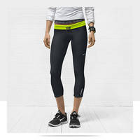 Check it out. I found this Nike Relay Women's Running Capris at Nike online.