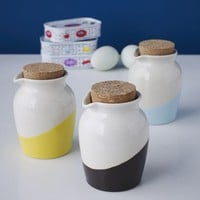 Dipped Sauce Jars