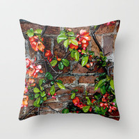 FAIREST OF THEM WALL Throw Pillow by catspaws