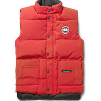 Canada Goose Freestyle Down-Filled Quilted Gilet | MR PORTER
