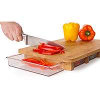 One Stop Chop Cutting Board