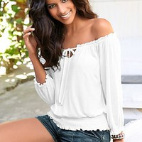 Off-the-Shoulder Top | Venus