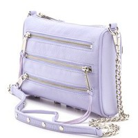 Rebecca Minkoff Mini 5 Zip Bag | SHOPBOP