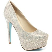 Blue by Betsey Johnson Wish Platform Pumps | Dillards.com