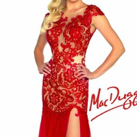 Mac Duggal 61041R Dress - MissesDressy.com