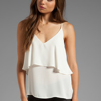 Eight Sixty Double Cami in White from REVOLVEclothing.com