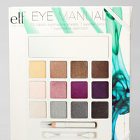 Urban Outfitters - e.l.f. Eye Manual Beauty Book