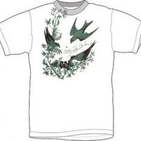 City and Colour T-Shirt - Birds